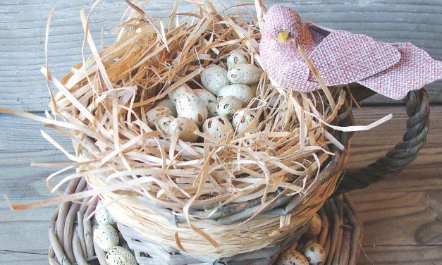 Így készül a legmutatósabb húsvéti dekoráció