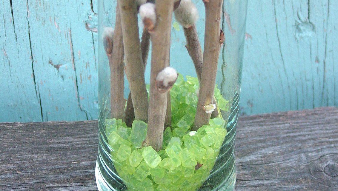 Egy remek tavaszi dekoráció ötlet, ha van barkád …