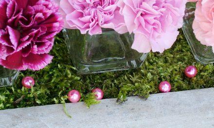Ez egy ámulatba ejtő virág dekoráció – de miért?